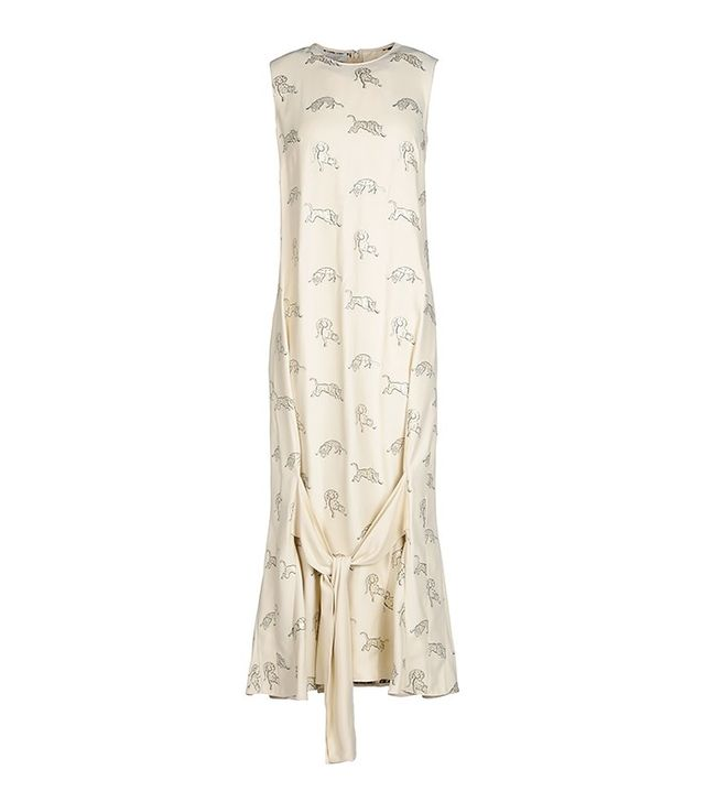 Stella McCartney Cream Hazel Dress