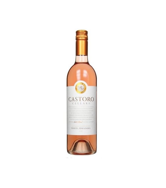 2012 Castoro Cellars Paso Robles Estate White Zinfandel