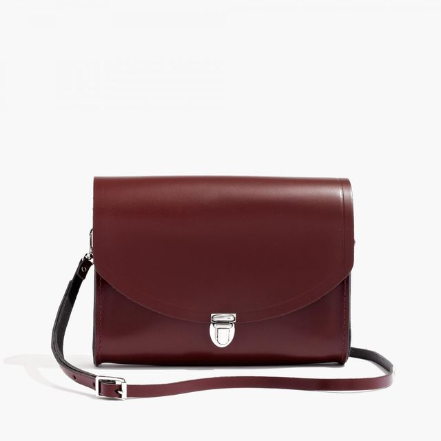 Madewell Large Push Lock Crossbody Bag