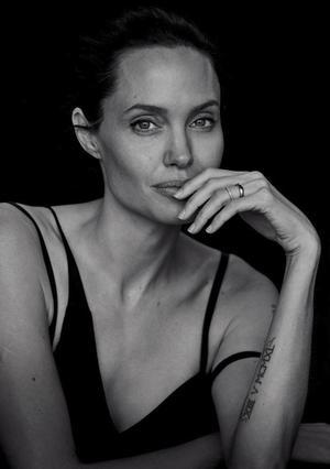 Must-See: Angelina Jolie's Stunning WSJ Magazine Spread