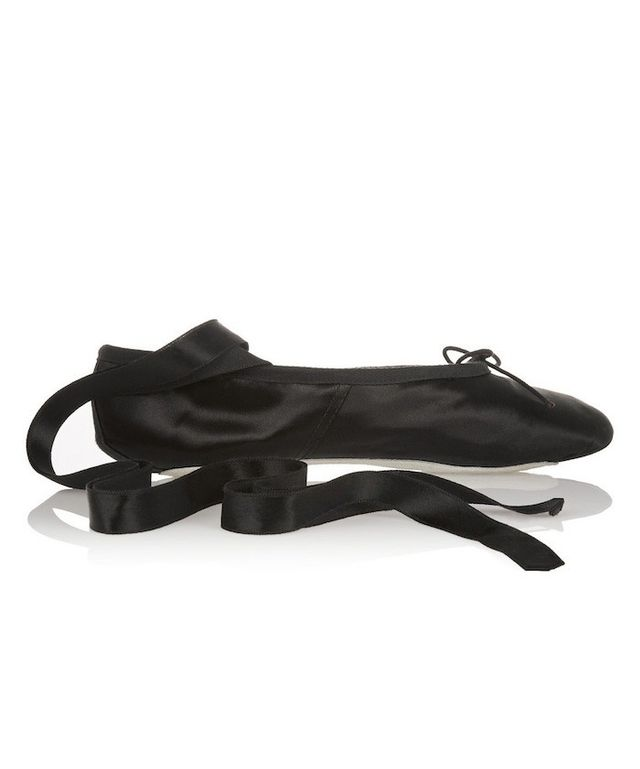 Ballet Beautiful Satin Ballet Slippers