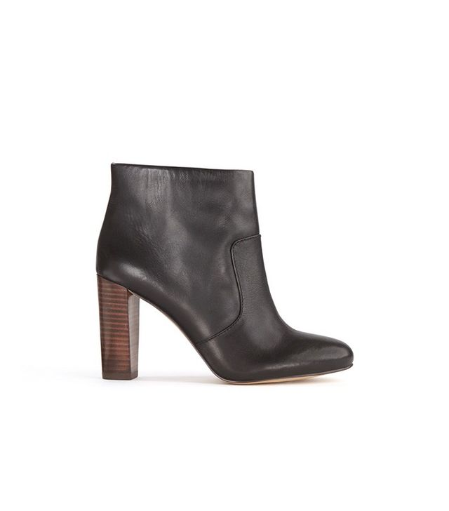 Ann Taylor Carly Leather Booties