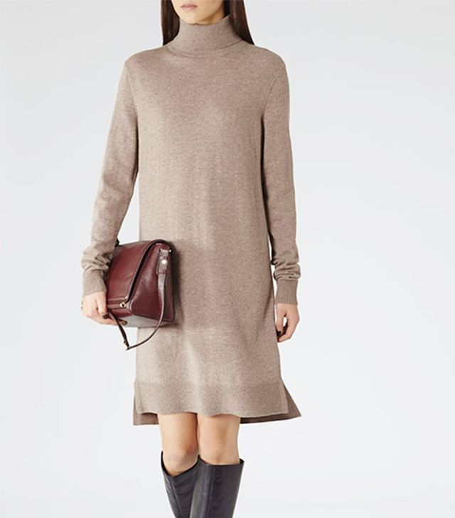 Reiss Gilmore Sweater Dress