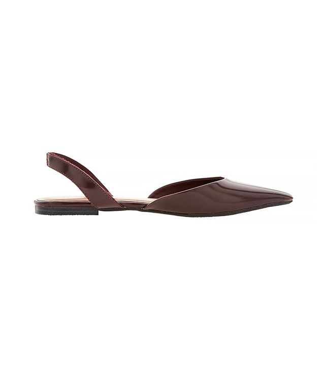 Old Navy Pointed Sling-Back Flats
