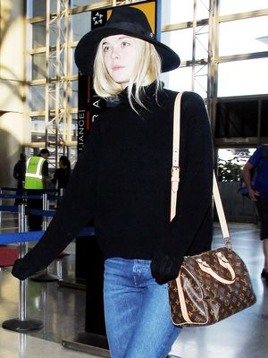 Where to Buy Elle Fanning's Cool Fringed Jeans