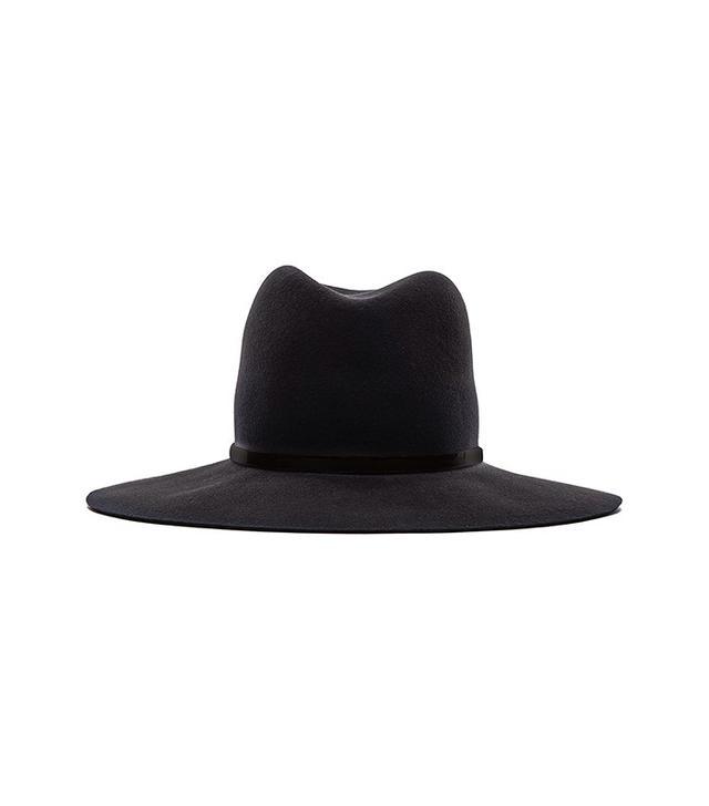 Janessa Leone Slate Hat