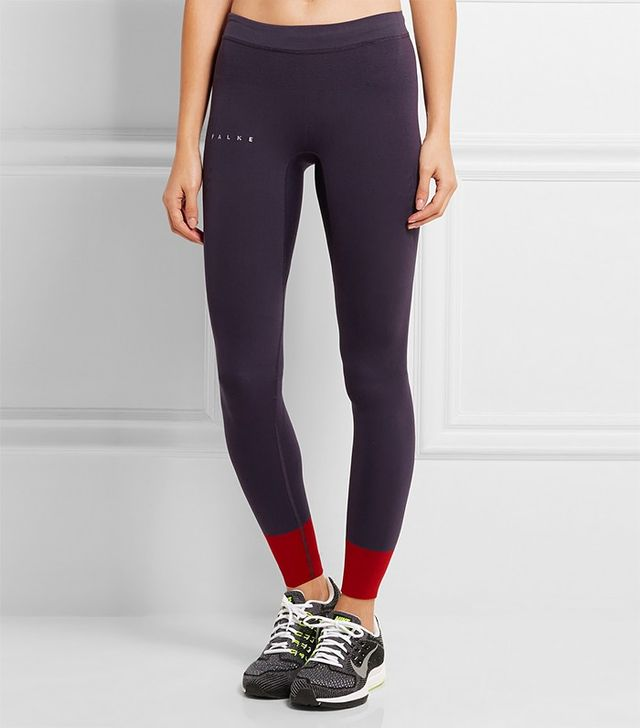 Falke Ergonomic Sport System Stretch-Jersey Leggings