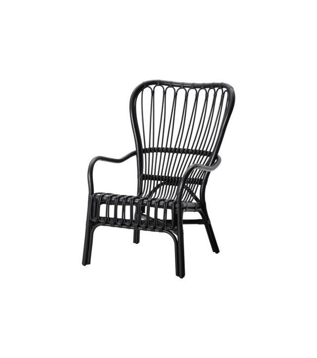 IKEA Storsele Rattan Chair