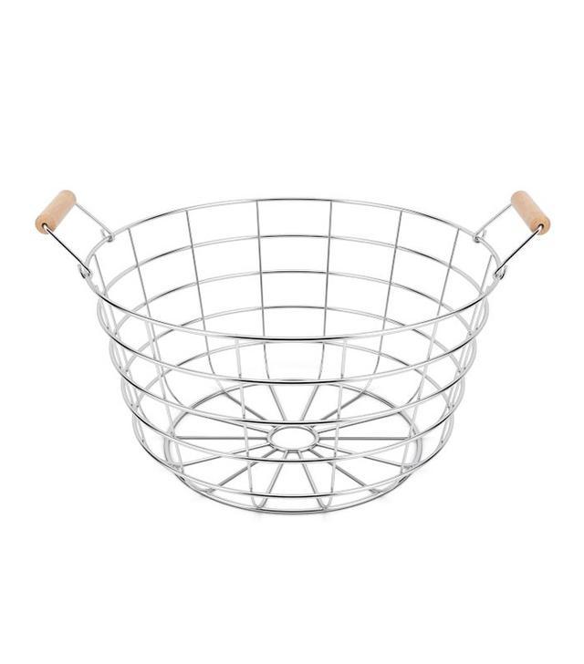 West Elm Universal Expert Wire Laundry Basket