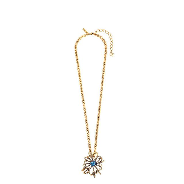Oscar de la Renta for Cadenzza Pendant Necklace