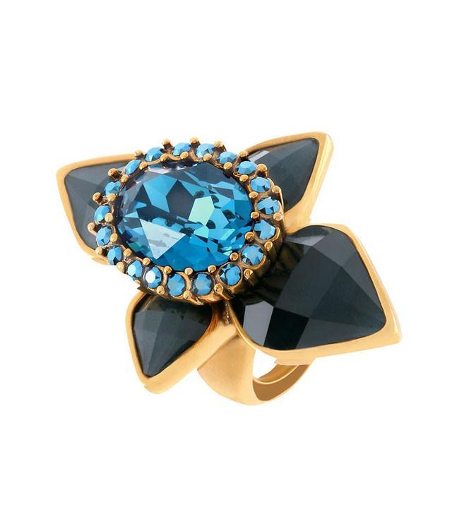 Oscar de la Renta for Cadenzza Diamond Ring