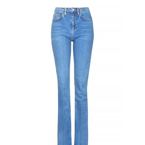 Tall Moto Tally Flare Jeans