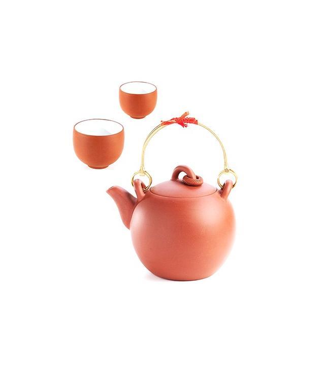 Dot & Bo Huan Teapot and Cups