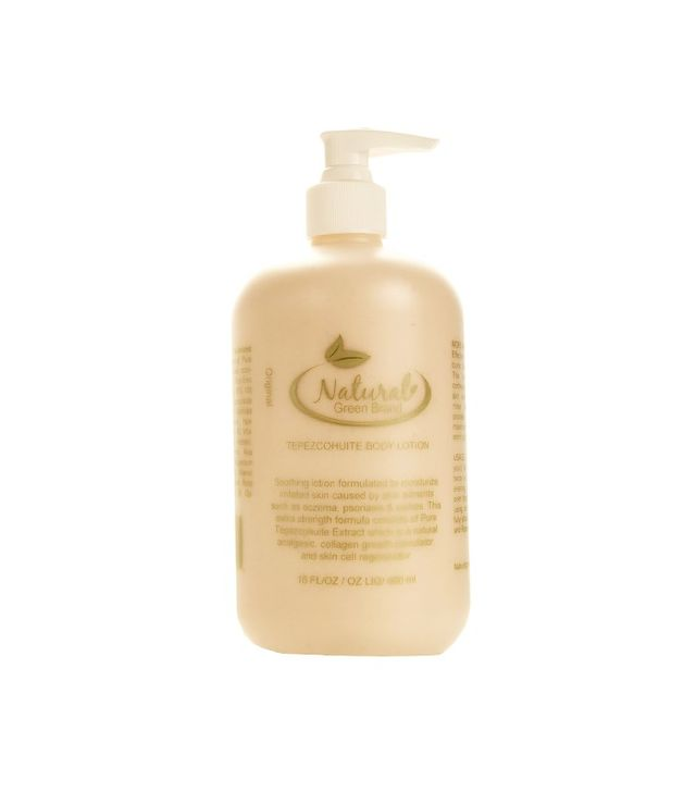 Natural Green Brand Tepezcohuite Body Lotion