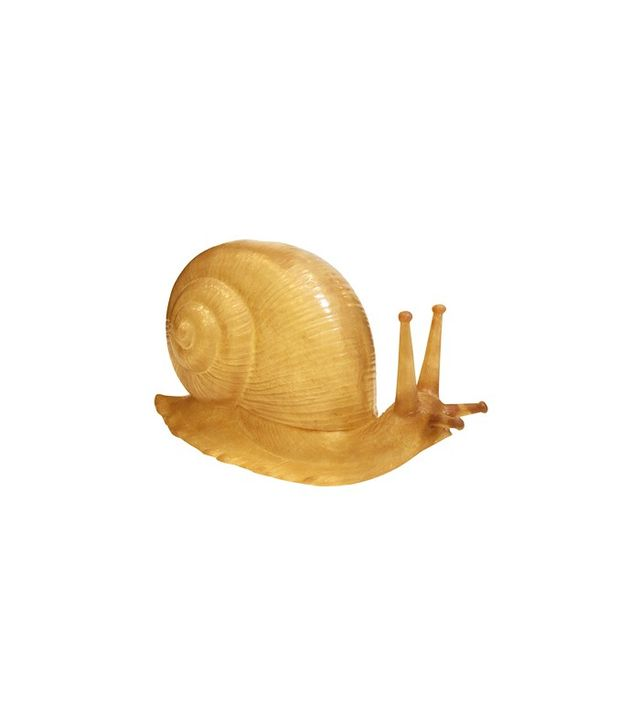 Tony Duquette Ghost Snail Lamp