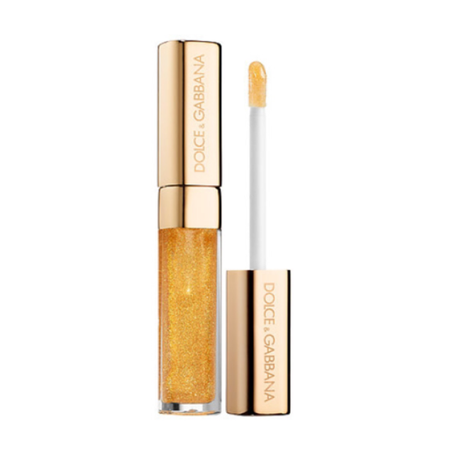 Dolce & Gabbana The Lipgloss Ultra-Shine Lipgloss in Gold