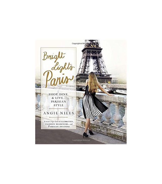 Bright Lights Paris by Angie Niles