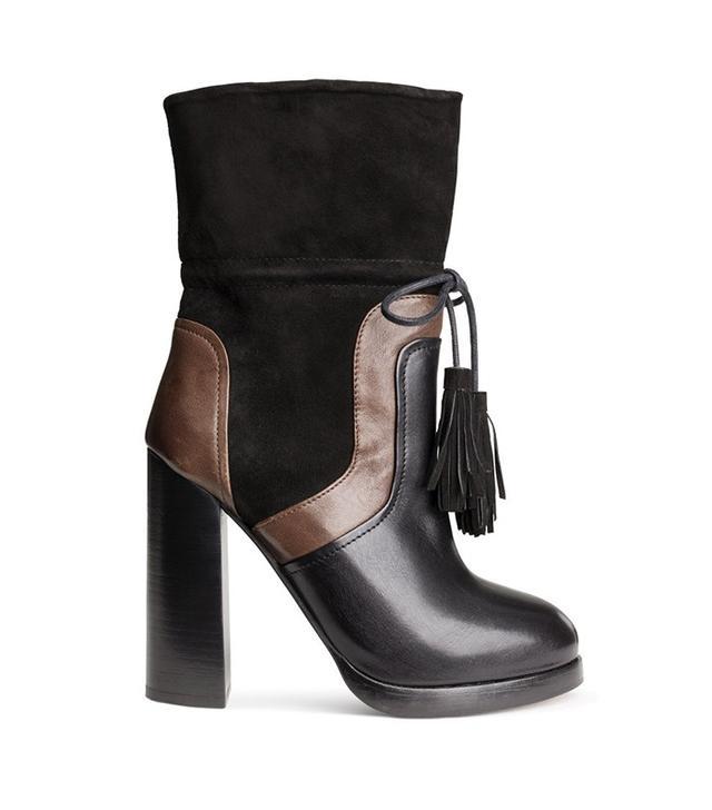 H&M Premium Quality Tassel Boots