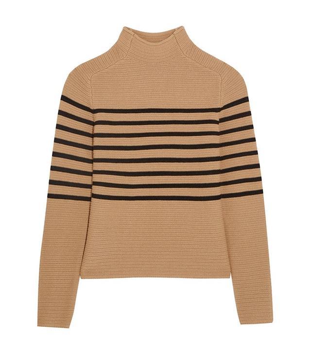 Topshop Unique Striped Sweater