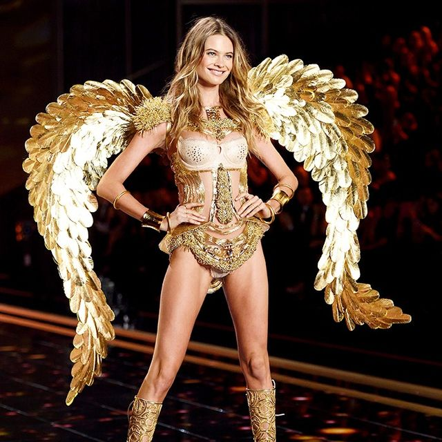 Watch the Crazy Process of Booking Victoria's Secret Fashion Show Supermodels