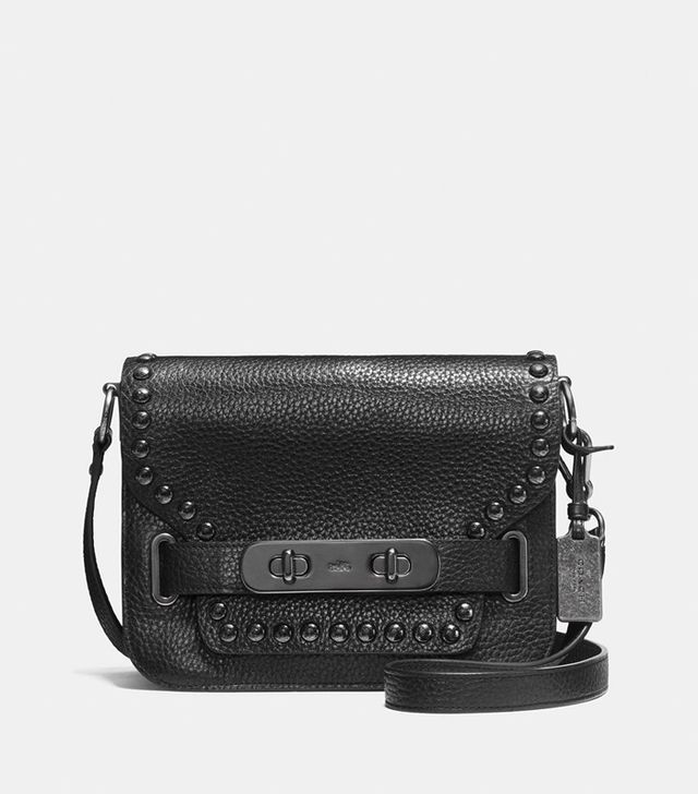 Coach Swagger Small Shoulder Bag
