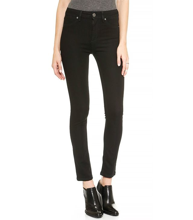 DL 1961 Nina Ultra High Rise Skinny Jeans
