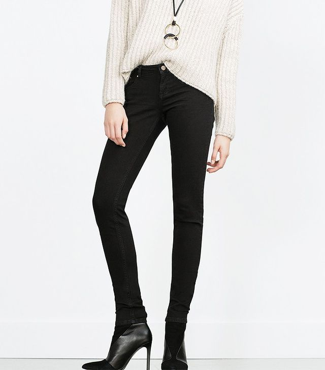 Zara Low-Cut Jeans
