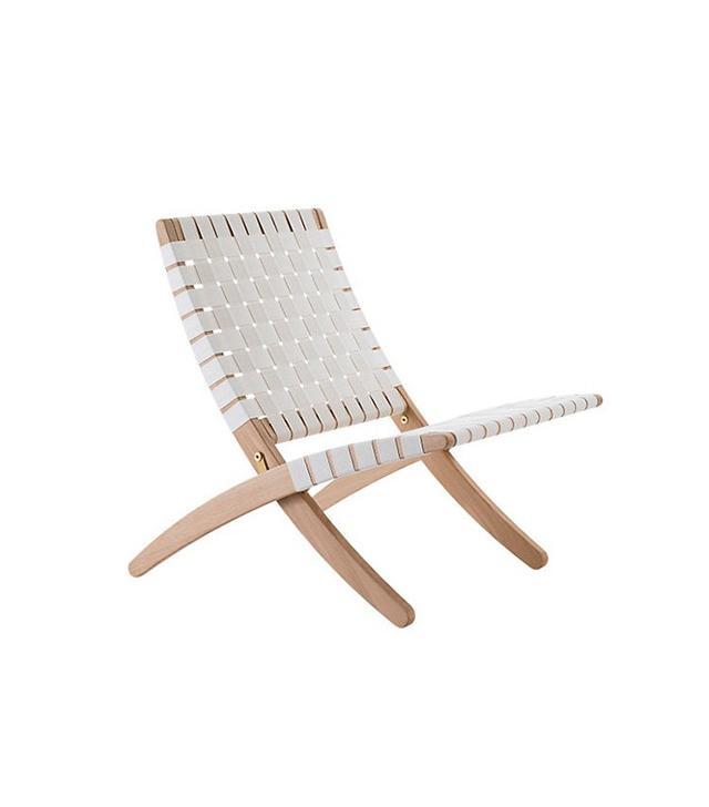 Morten Gøttler for Carl Hansen & Søn Cuba Lounge Chair