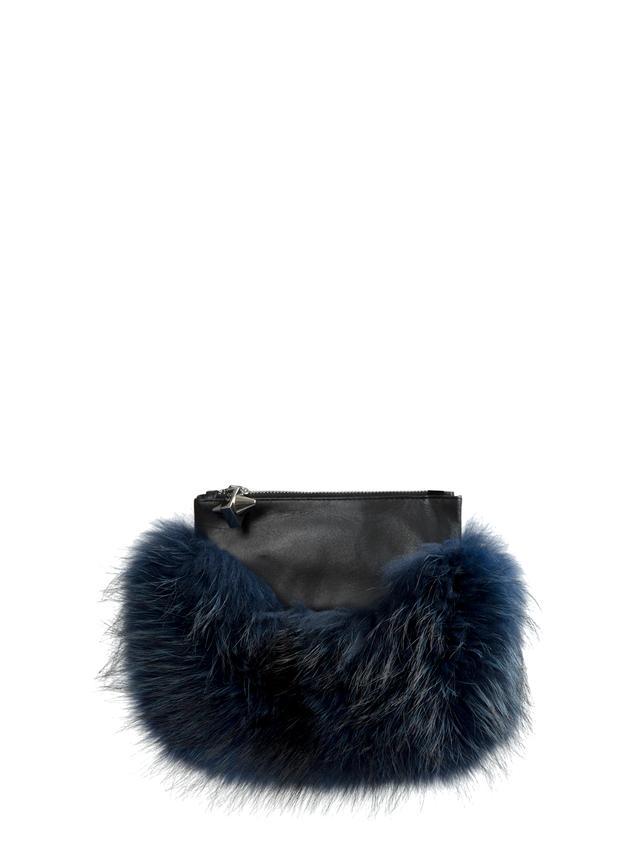 Fur Crossbody