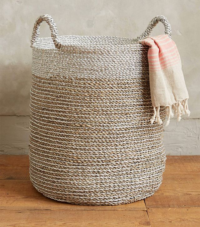 Anthropologie Sun Stream Basket
