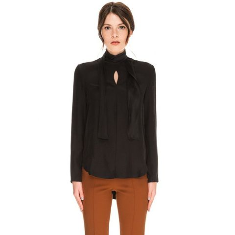 Collective Hold Back Long Sleeve Top
