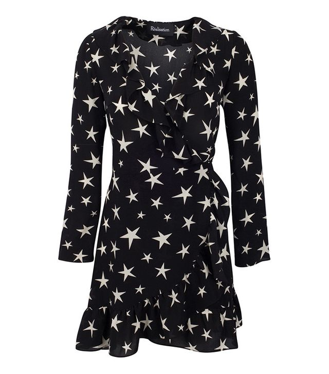Réalisation The Alexandra Dress in Starstruck