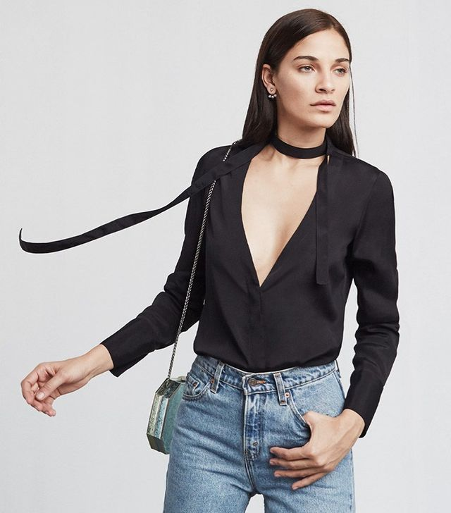 Reformation Eldridge Top
