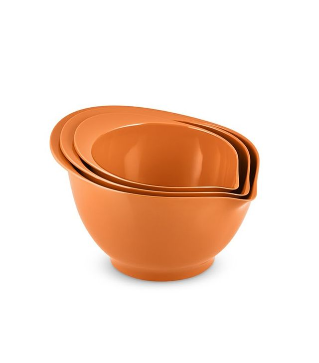 Williams Sonoma Pumpkin Melamie Bowls