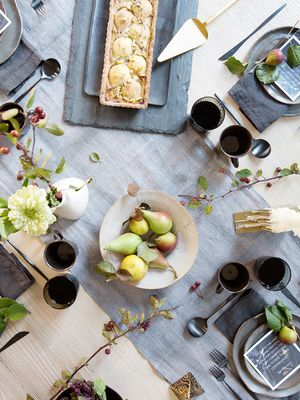 Gorgeous Inspiration for Your Thanksgiving Tablescape