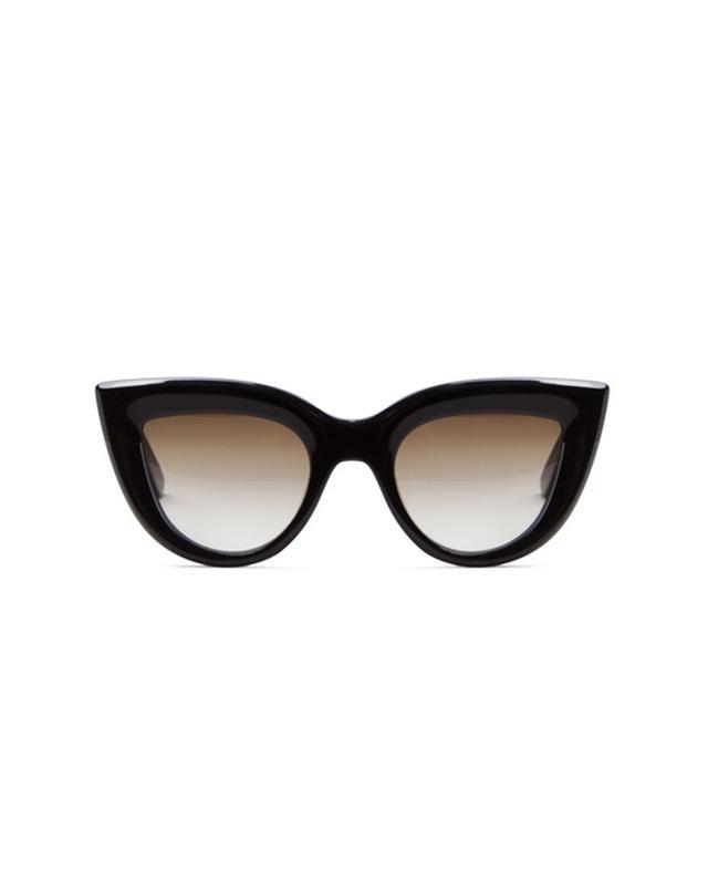 Ellery Quixote Cat Eye Sunglasses