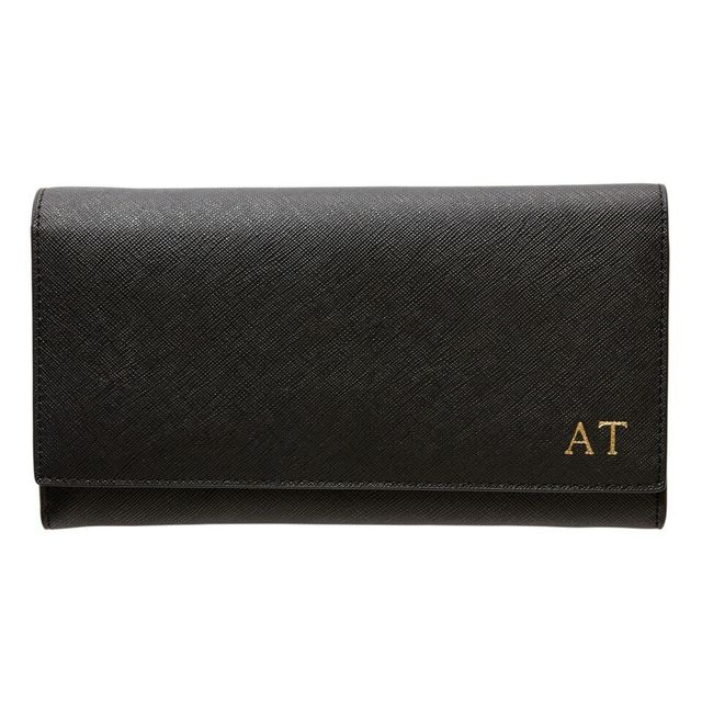 The Daily Edited X Lara Worthington Black Wallet