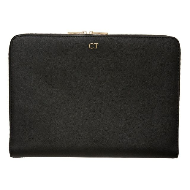 The Daily Edited X Lara Worthington Black Laptop Case