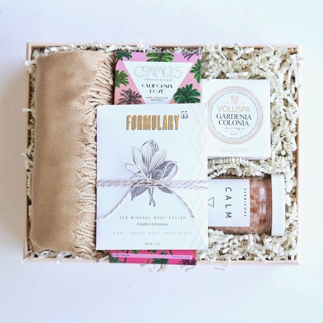 Box Fox Pamper/Pink Box