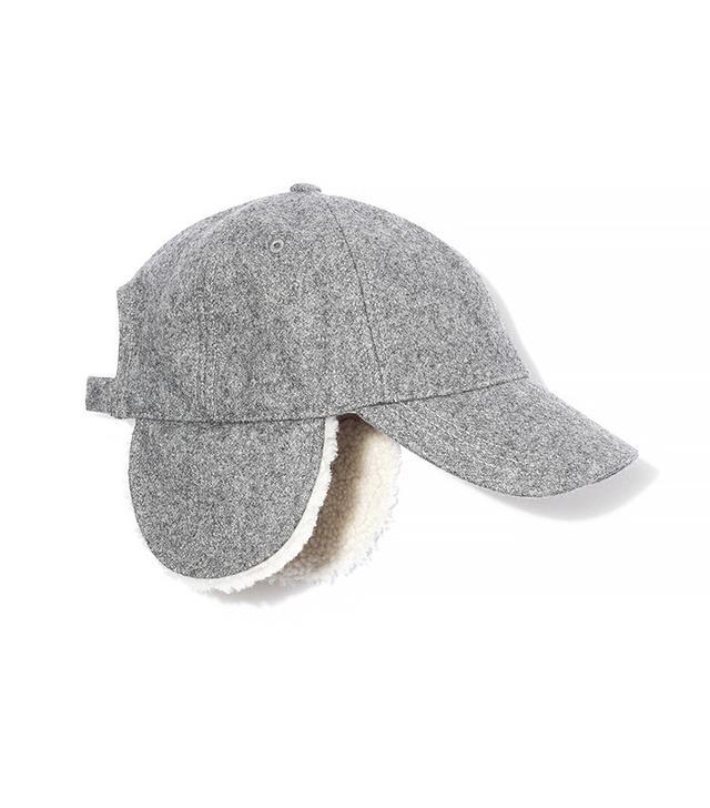 Madewell Baseball Trapper Cap