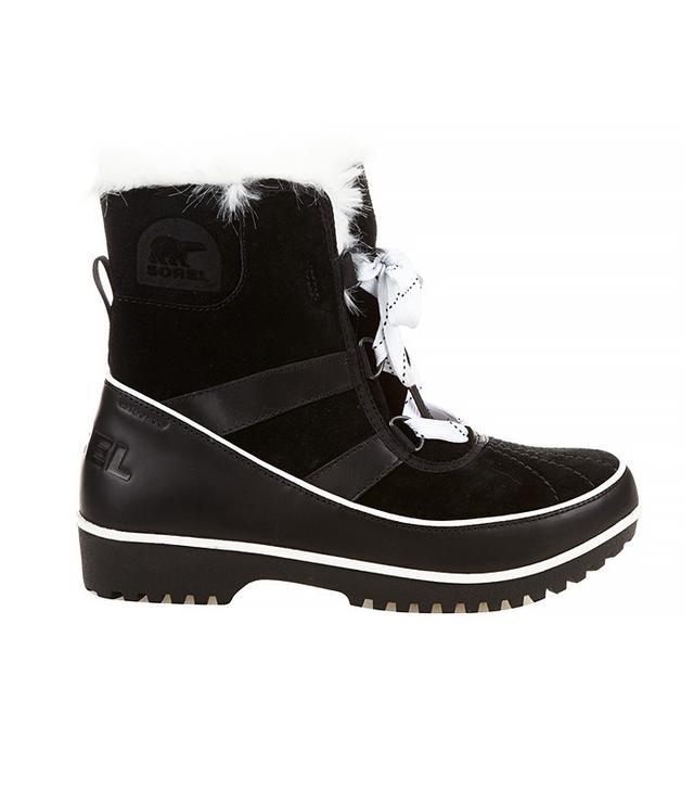 Sorel Tivoli II Suede Ankle Boots