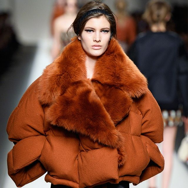 This Coat Is an Unexpected Fashion Favourite