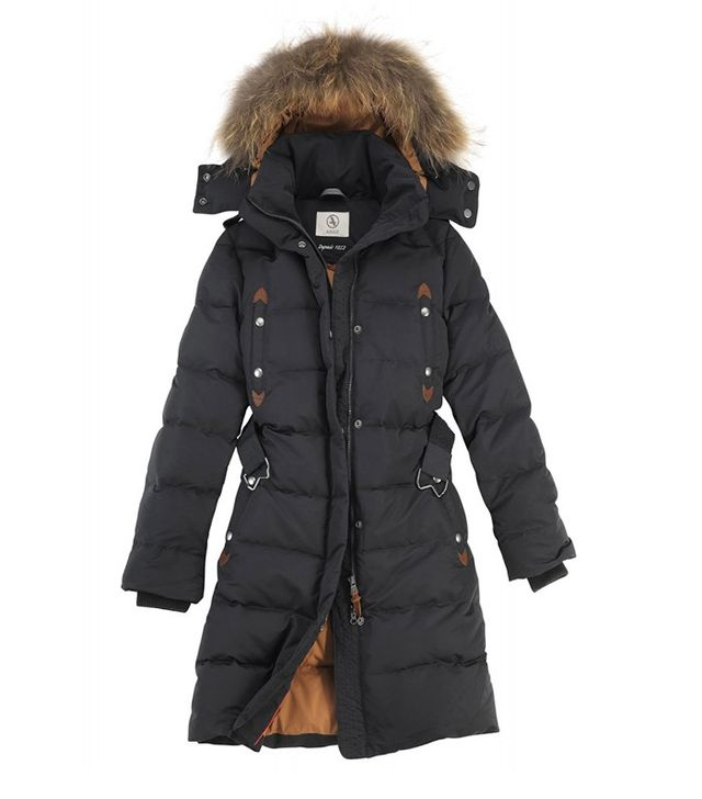 Aigle Cuckmerry Quilted Down Coat