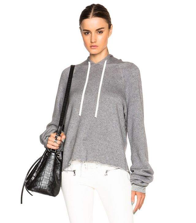 Unravel Oversized Sweatshirt