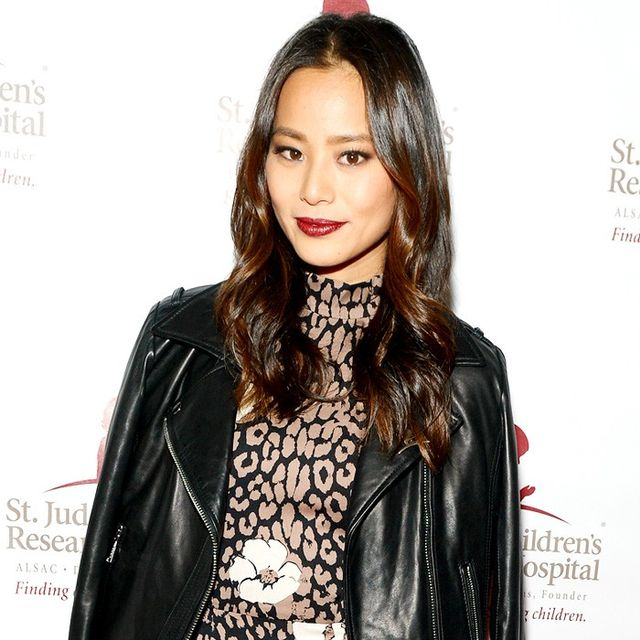 Jamie Chung Just Found Your Perfect Holiday Party Dress