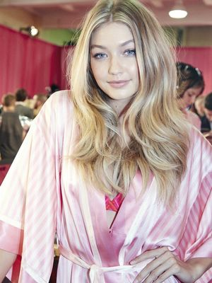 Gigi Hadid Told Us How She Mastered Her VS Fashion Show Walk