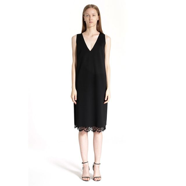 Tome Ponti V-Neck Slip Dress