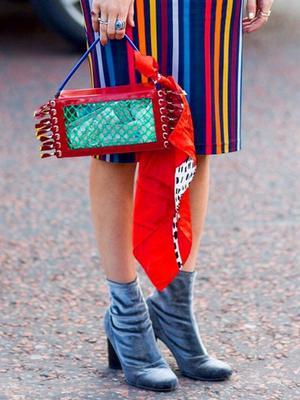 #TuesdayShoesday: Shop the Coolest Velvet Boots