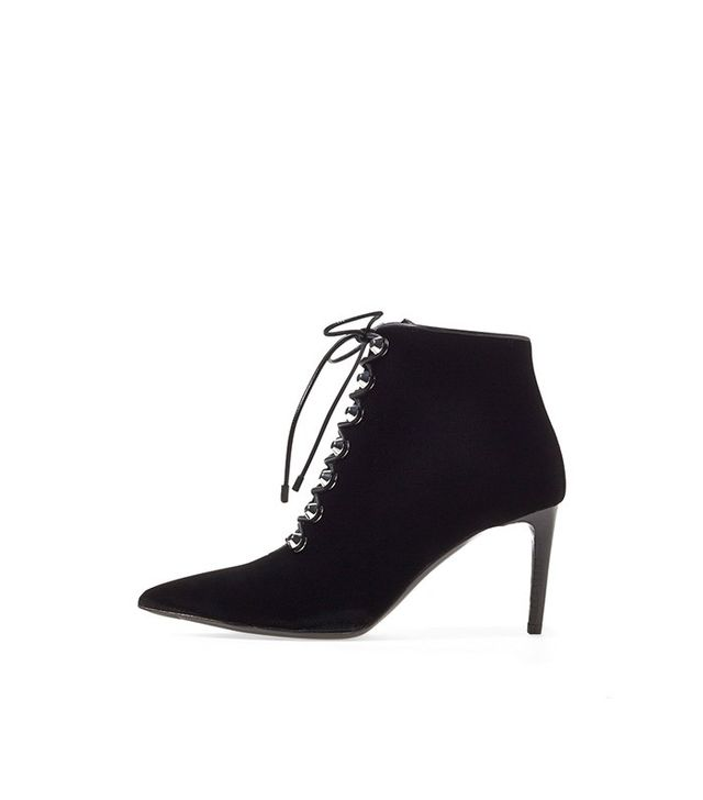 Balenciaga Pointy Toe Booties