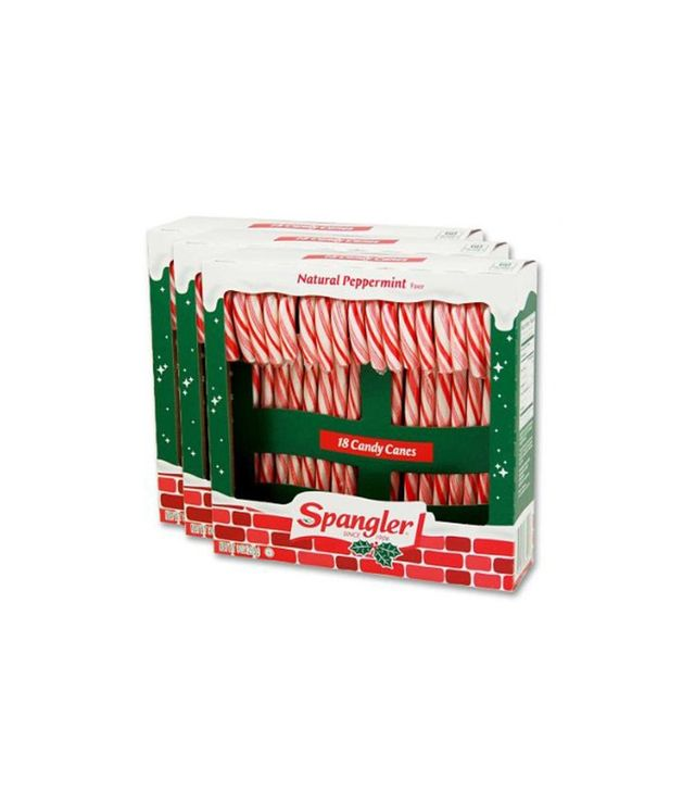 Spangler Peppermint Candy Canes